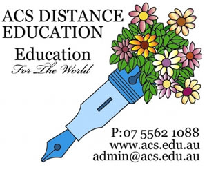 Acs Distance Education - Education Perth